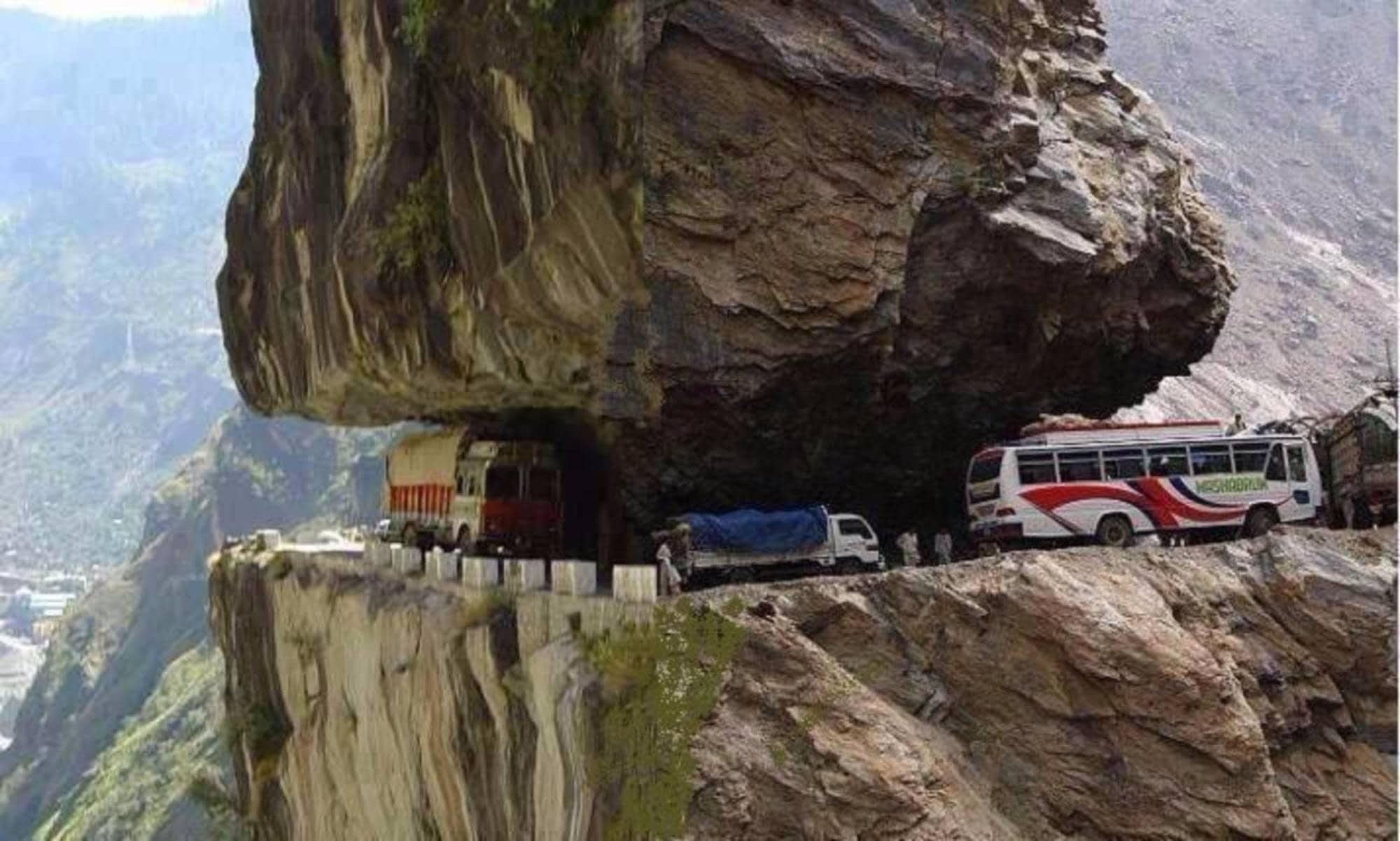 Carretera del Karakorum